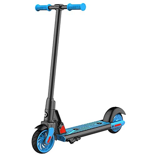 Gotrax GKS Electric Scooter, Kick-Start Boost and Gravity Sensor Kids Electric...