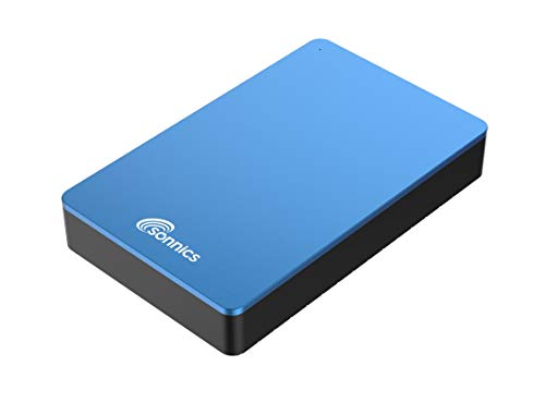 Sonnics Hard disk esterno da scrivania, USB 3.0, per PC Windows, Mac, Smart TV, Xbox One e PS4 Blu...