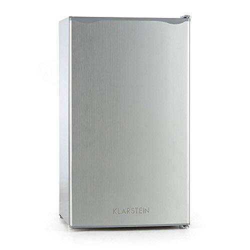 Klarstein Alleinversorger - Frigorifero, Congelatore, 90 litri, 82 cm, Congelatore 7 l, 2 livelli, 3...
