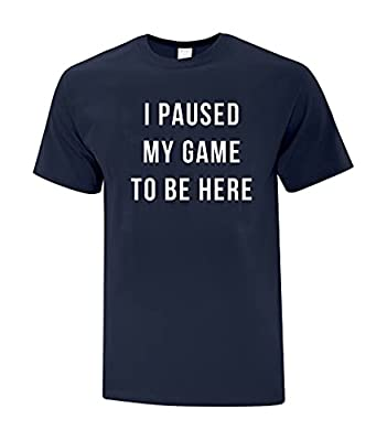SUPERIOR FIT: True to size this shirt has a great fit and feel. Make you look cool with this men's funny t shirt. Fits great for men, teenagers and kids. Seamless collar, Taped neck and shoulders add greatly to the look and feel of the tee. Uses wate...