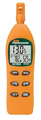 EXTECH RH300 - HUMIDITY METER with DEW POINT