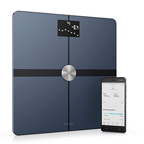Withings Body+ - Smart Body Composition Wi-Fi Digital...