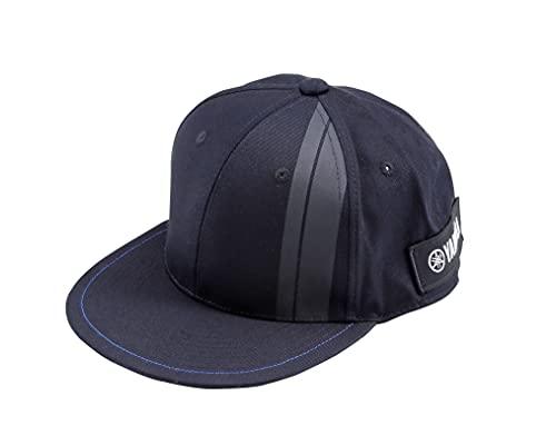 ヤマハ(Yamaha) キャップ 【Race Blue Fun items】TRAVEL items YAC09 トラベルストリートキャップ ブラック 90792-AD73F free size