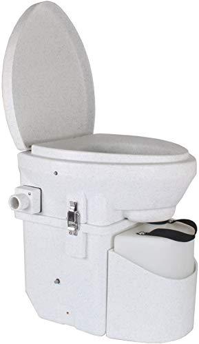 (ネイチャーズヘッド) Nature 's Head 完全独立型コンポストトイレ コンパクトなスパイダーハンドルデザイン
