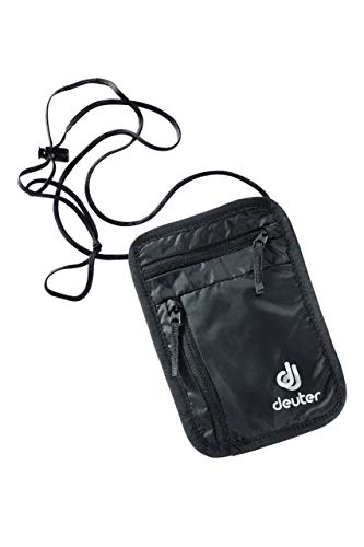 Deuter Security Wallet I, Porte-Documents Mixte Adulte, Noir (Black),...