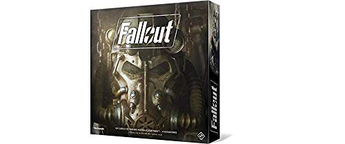 Fantasy Flight Games- Fallout: El Juego de Tablero (FFZX02)