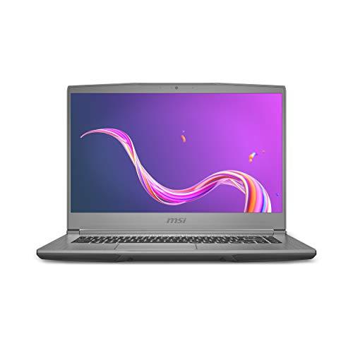 "MSI Creator 15M A10SE-646IT, Notebook 15,6"" FHD 144Hz, Intel Core I7-10750H, 16GB RAM DDR4 2666MHz, 1TB SSD M.2 PCIe, Nvidia RTX 2060 6GB GDDR6, Win 10 Home [Layout e Garanzia Italia]"