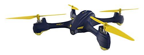 Hubsan 15030550 X4 Star Pro Quadricottero RTF Drone con App Controllo Videocamera, GPS, Follow-Me, Waypoints, Coming Home, Batteria e Caricabatterie H507A