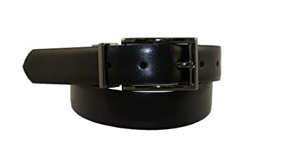 HIGH QUALITY MATERIAL: At Dockers we only source best;in;class material to manufacture our accessories; Our goal is that our young customers enjoy their boy's belt and look stylish as long as possible; This reversible boy's belt has been crafted from...