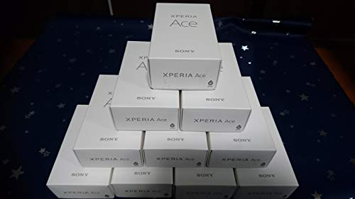 国内版SIMフリー Xperia Ace J3173 ホワイト