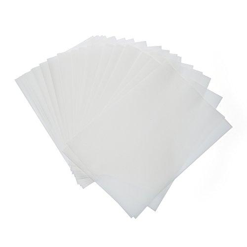 EAST-WEST Trading GmbH 100 Blatt Transparentpapier DIN A4 85 g/qm - sehr Gute Qualität