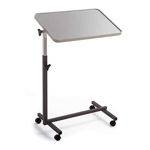 Invacare L865, Tavolo a rotelle regolabile in altezza   Tavolino servitore da letto