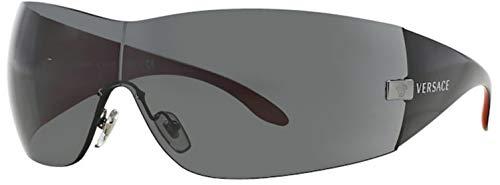 BLACK GUNMETAL/GREY Size 41/14/115 2-Year International Warranty