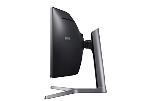 Samsung LC49HG90DMUXEN 48.9-inch Ultra Wide Curved Monitor (Black) 6