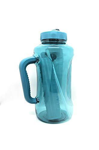 COOL GEAR 64oz Freeze Core Water Bottle- Teal
