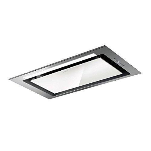 Elica PRF0097676; Cappa aspiranti per cucina HIDDEN (IXGL/A/60); Colore: Acciaio inossidabile/vetro