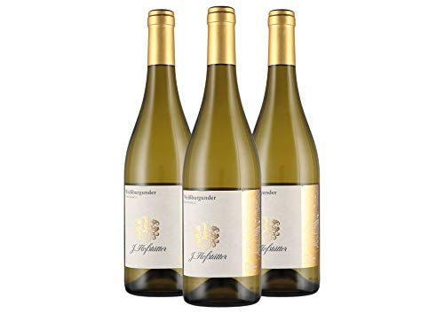 Sdtirol - Alto Adige DOC Weissburgunder Pinot Bianco Hofstatter 2019 3 bottiglie da 0,75 L