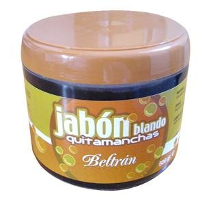 Jabones Beltrán 56058 - Jabón blando Quitamanchas natural