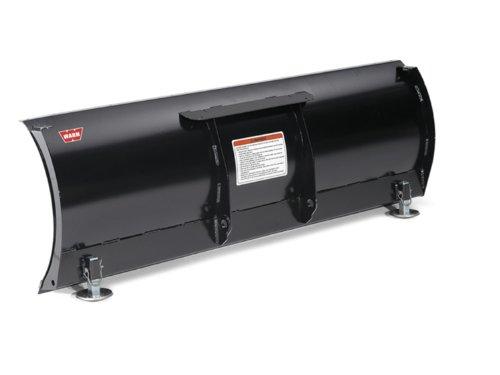 WARN 78950 ProVantage Steel Plow Blade with Wear Bar, 50'...
