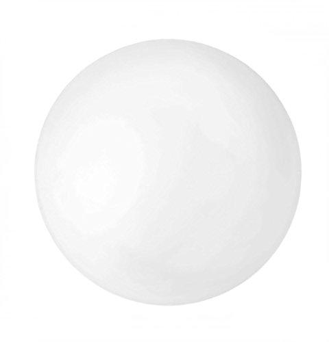 GLOREX Bola de poliestireno Divisible, poliestireno, Durchme