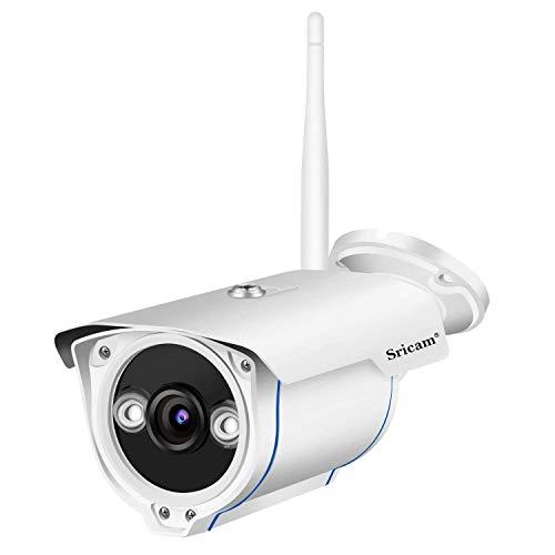 New Sricam SP007-S IP camera 3 megapixel p2p cloud free visione notturna web server onvif AP Hotspot H264/H265