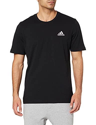 adidas GK9639 M SL SJ T T-Shirt Uomo Black L