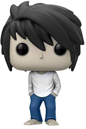 Death Note L Funko POP! Vinyl Figure