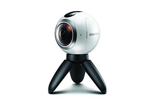 SAMSUNG 三星 サムスン ギア Gear 360度 VR カメラ SM-C200 for Galaxy S6, S6 edge, S6 edge+, Note5, S7, S7 edge (International Version) 【海外直送品】【並行輸入品】
