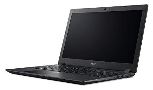 Acer Aspire 3 A315-51-31RD Business Flagship Laptop PC, 15.6' HD LED-Backlit Display, Intel i3-7100U Processor, 8GB DDR4 RAM, 1TB HDD, No DVD, 802.11AC, Webcam, HDMI, Bluetooth, Windows 10-Black