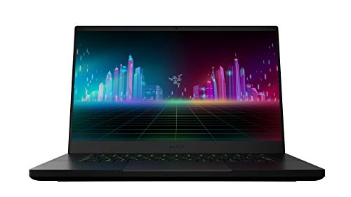 Razer Blade 15 Gaming Laptop: 15,6 Zoll Full HD 120Hz Basis Modell, Intel Core i7 10th Gen, NVIDIA GeForce GTX 1660 Ti, 16GB RAM, 256GB SSD, Chroma RGB Beleuchtung   Qwertz DE-Layout