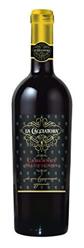 La Cacciatora Cabernet Sauvignon Asciutto Rosso, 750ml