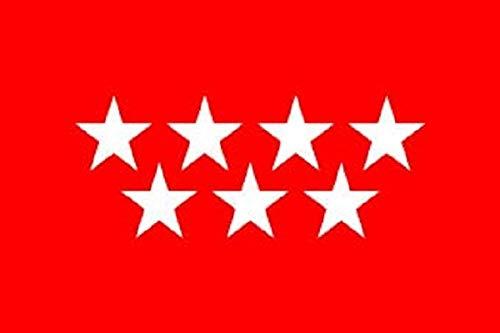 Durabol Bandera de Madrid Comunidades autónomas de España