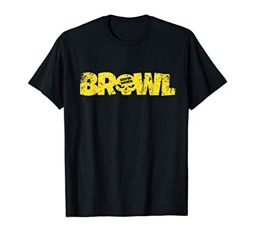 brawl gamer brawler gaming pc tablet game duo stars bounty T-Shirt