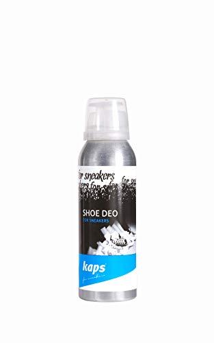 Kaps Shoe Deodorant   Odour Eliminator Spray for Sneakers, Trainers, Shoes   Fresh Shoe Deodorizer Spray, 125 ml - 4.2 Oz