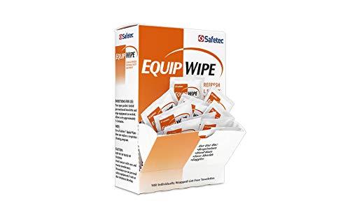 Safetec Equip Wipe 100/box