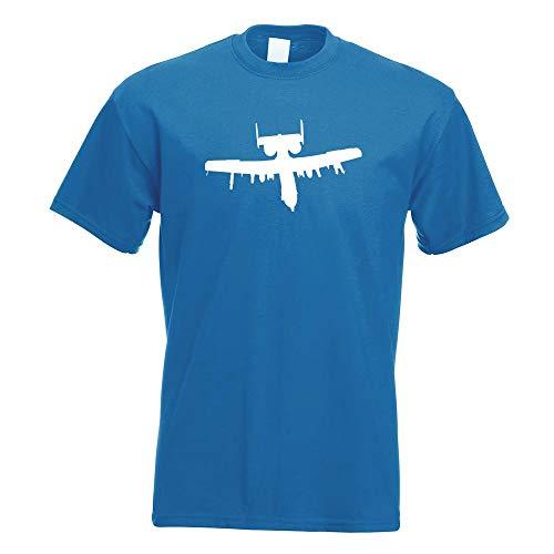 Aereo Militare di droni T-Shirt Stampa Design Motivo Stampato