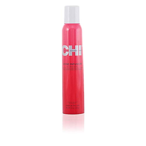 CHI Shine Infusion Hair shine spray, 5.3 Oz