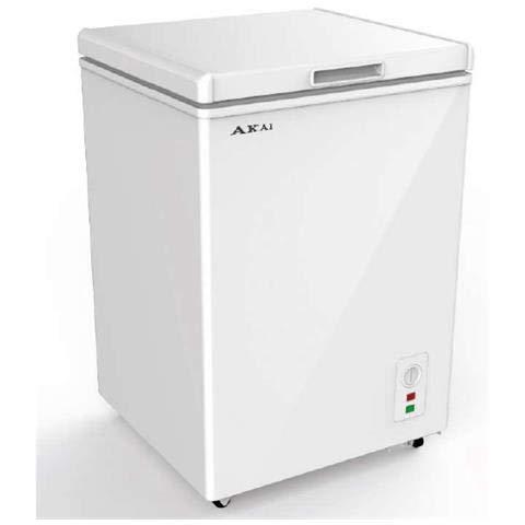 Akay - Congelatore Orizzontale ICE104S Classe A+ Capacit Lorda/Netta 93/91 Litri Colore Bianco