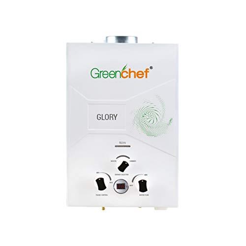 Greenchef Glory 6L LPG Water Gas Geyser