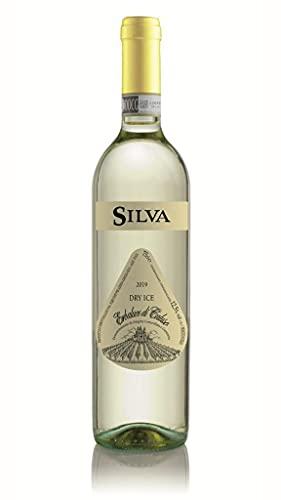 Erbaluce di Caluso vino bianco DOCG piemontese DRY ICE Silva Vini