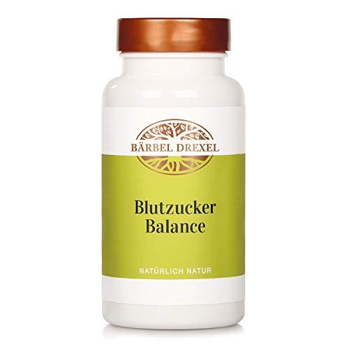 BÄRBEL DREXEL® Blutzucker Balance Kapseln Regulat (216 Stk) 100% Vegane Herstellung Deutschland Magnesium Zimt Zink Chrom