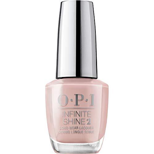 OPI Nail Polish, Infinite Shine Long Lasting Nail Polish, Bare My Soul, Pink Nail Polish 0.5 Fl Oz