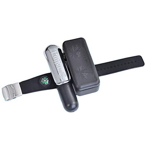 Dispositif de flottaison de sécurité, bracelet d'auto-sauvetage avec...