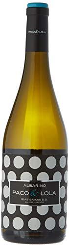 Paco & Lola - Vino Blanco 100% Albariño - 75 cl