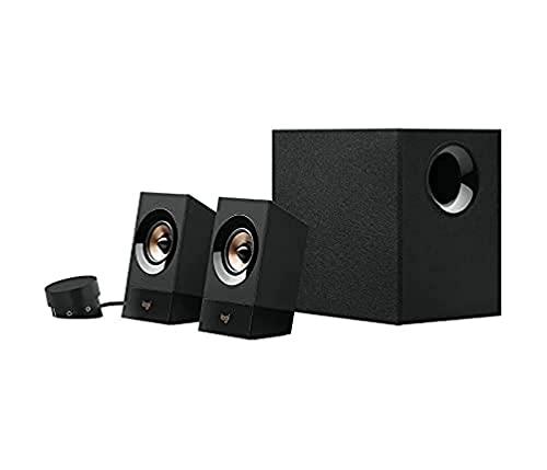Logitech Z533 kit d'enceintes multimédia avec caisson de basse 120 W Noir
