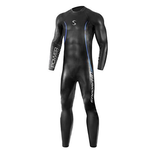 Synergy Endorphin Men's Full Sleeve Triathlon Wetsuit (M3)