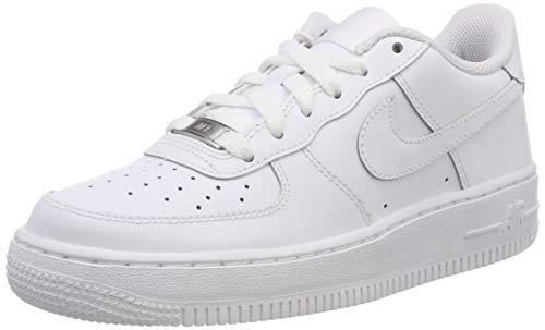 Nike Men's Air Force 1 07 White on White