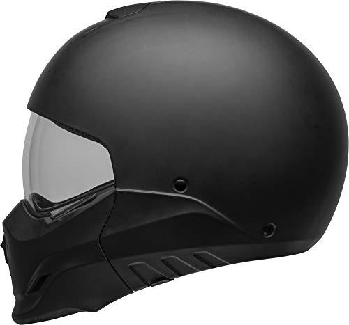 BELL ヘルメット Broozer 2020年 モデル マットブラック/XL [並行輸入品]