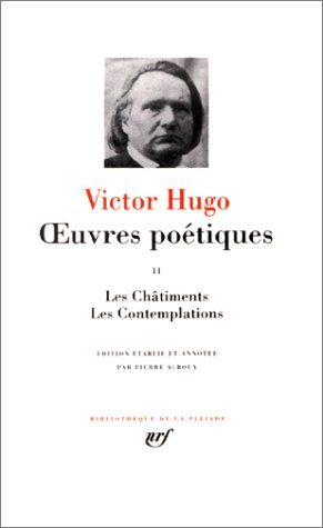 Hugo : Oeuvres poétiques, tome 2