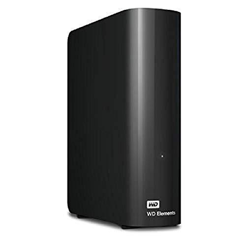 WD 8TB Elements Desktop Hard Drive - USB 3.0 - WDBWLG0080HBK-NESN